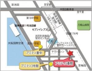 アミティ5番館マップ